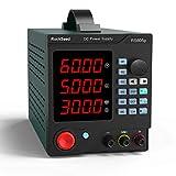 RockSeed RS605P Fuentes de Alimentacion Regulables de Conmutación Ajustable 60V...