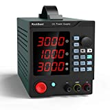 RockSeed RS305P Fuentes de Alimentacion Regulables de Conmutación Ajustable 30V...